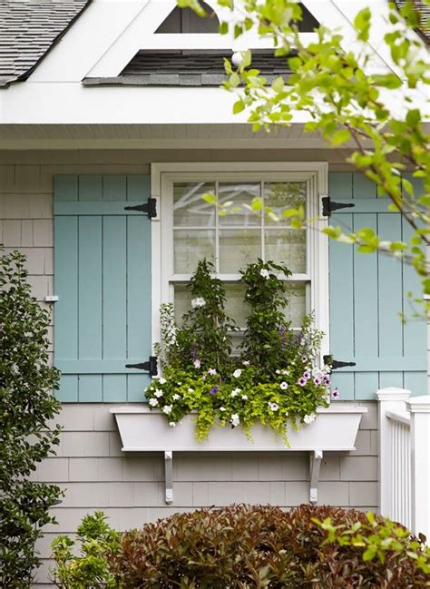 25 best ideas about blue shutters on shutter colors siding colors and exterior colors