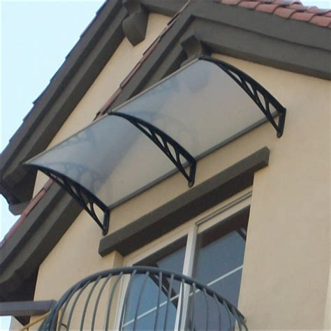 plastic awning sheets uv protection polycarbonate sheet for clear plastic