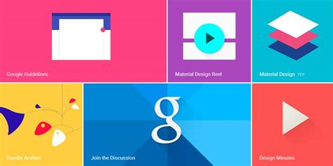 theme google material google rolls out material design lite for website templates