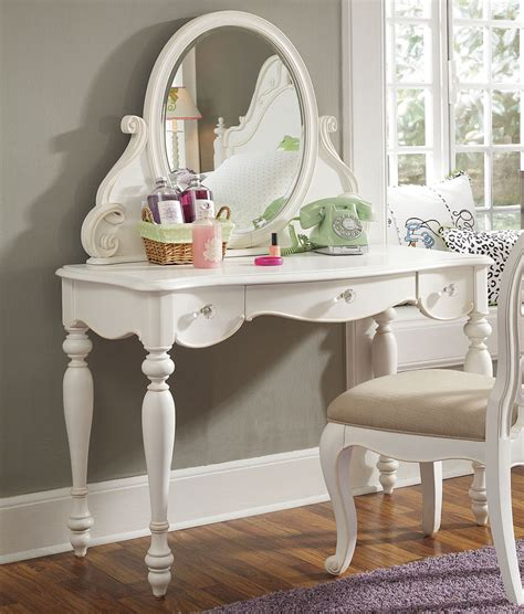 furniture add elegance white vanity table  suits  style tenchichacom