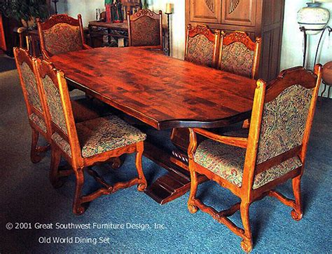 innovative old wooden dining room chairs old world style old world style furniture bedroom dining room entertainm