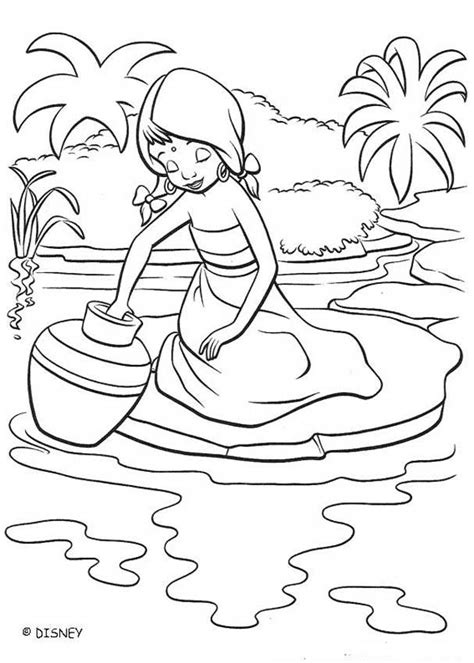 coloring pages disney movies the jungle book 2 disney movie coloring books shanti at