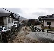 Unwetter Und &220berschwemmungen In S&252dtirol
