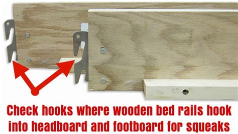 how to stop a bed frame from squeaking how to fix a squeaky wooden bed frame removeandreplace