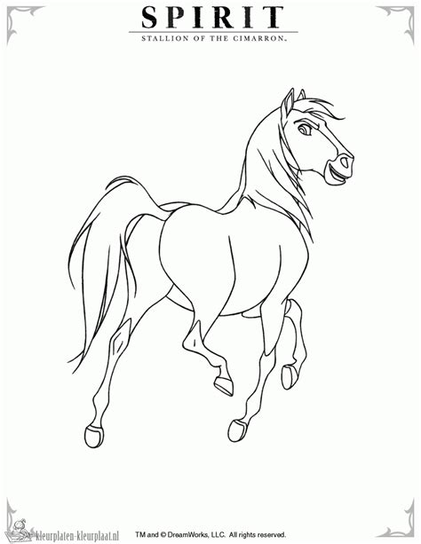 free coloring pages of the cimarron