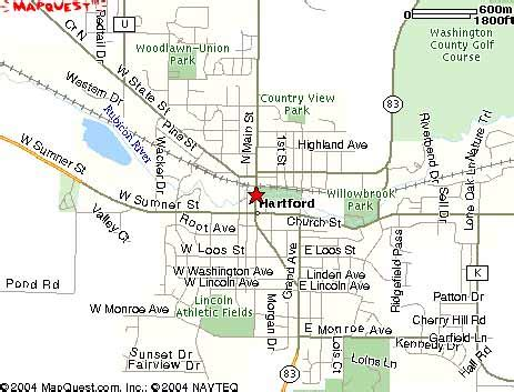 hartford usa map hartford wi pictures posters news and on your