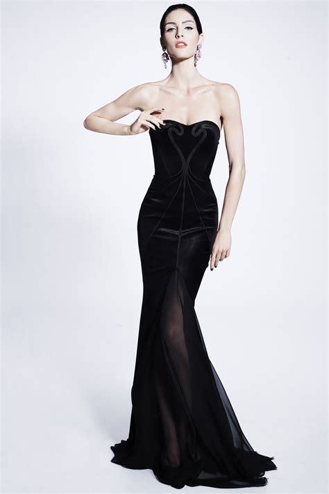 Get The Zac Posen Look For A At Oasis by Zac Posen Pre Fall 2012 2013 Shows Vogue It