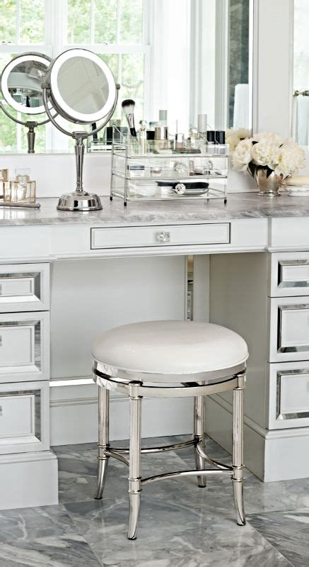 makeup chair for bathroom best 25 vanity stool ideas on pinterest desk stool