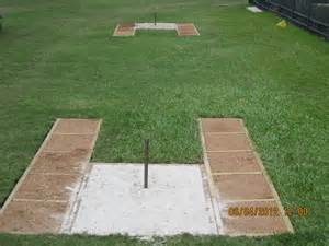 bay oaks country club golf course maintenance horseshoe pit