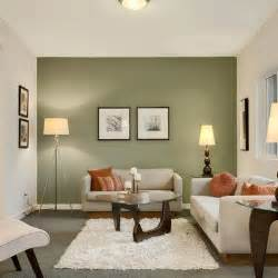 Accent Wall Living Room by Green Accent Wall In Living Room For The Home Pinterest