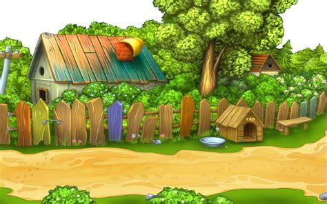 wallpaper cartoon home dog house cartoon hd wallpaper 4162