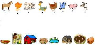 animal homes animals and their homes worksheet images frompo