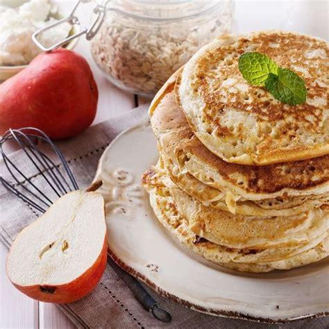 pancakes cuisine az pancakes aux flocons d avoine de ma grand m 232 re cuisine az