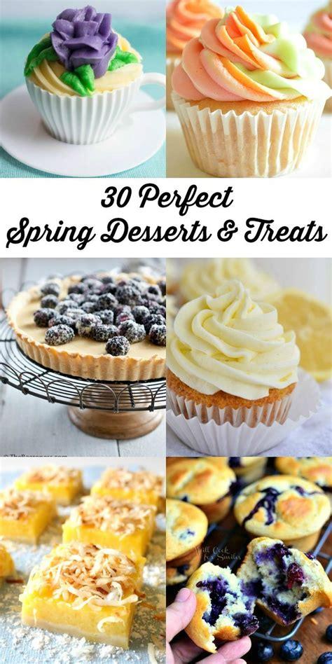 desserts spring best 25 desserts ideas on one