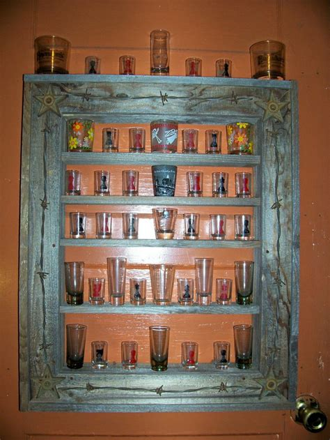 shot glass holder 1000 images about shot glass displays on pinterest