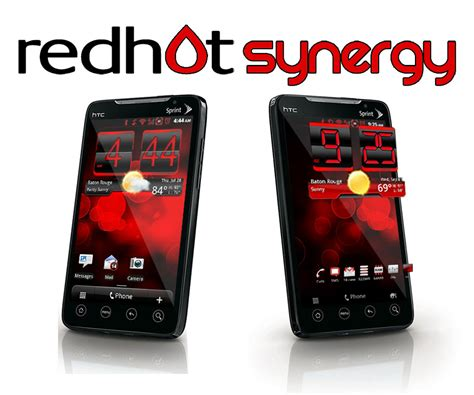 htc hot themes theme 12 10 red hot synergy 3d v5 htc supersonic