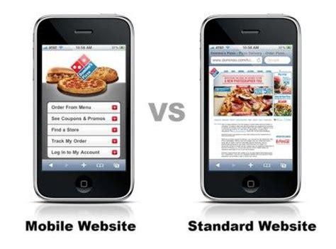 siti di mobili creazione siti mobile il mobile web design