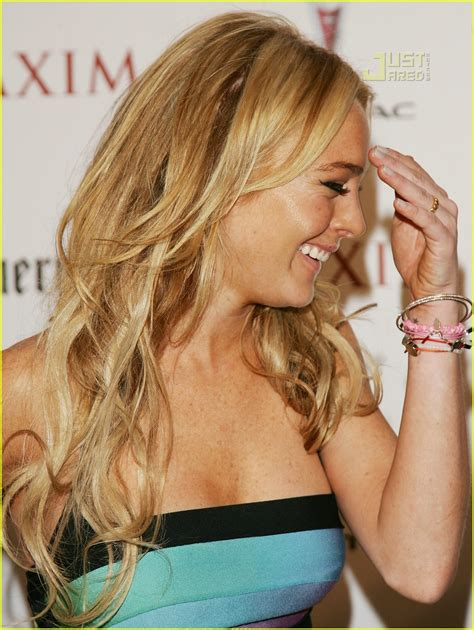 Lindsay Lohan Tops Maxims 100 by Lindsay Lohan Walks Into A Rainbow Photo 170091 Calum