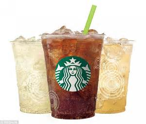 Starbucks Handcrafted Drinks - starbucks enters the soda business with three handcrafted