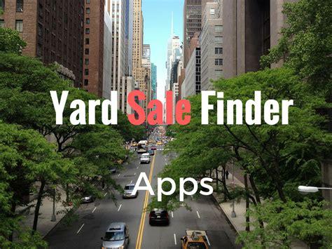 yard sale finder apps for bargains top mobile
