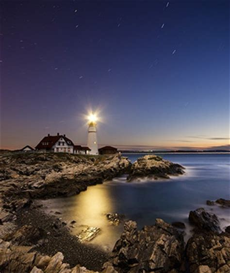 beautiful lighthouses in america | travel + leisure