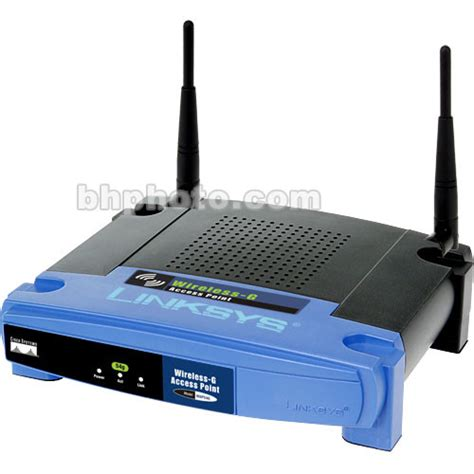 mobile wireless access point cisco by linksys wireless g access point wap54g b h photo