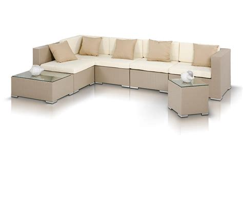 modern outdoor sofa dreamfurniture com trillo modern patio sofa set