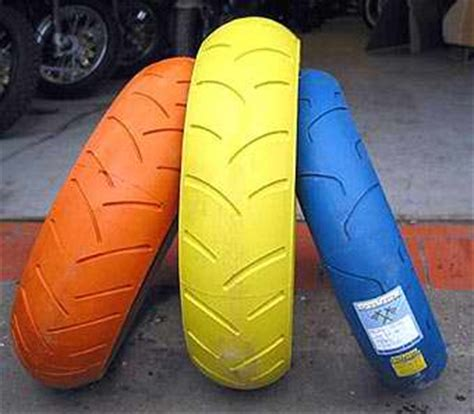 colored motorcycle tires challenge motorcycle tires