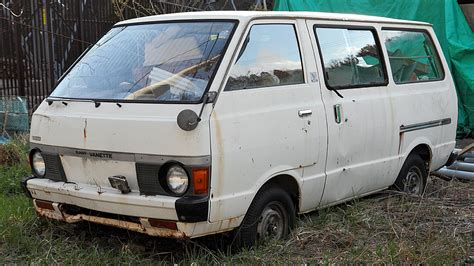nissan cherry vanette image gallery nissan c20