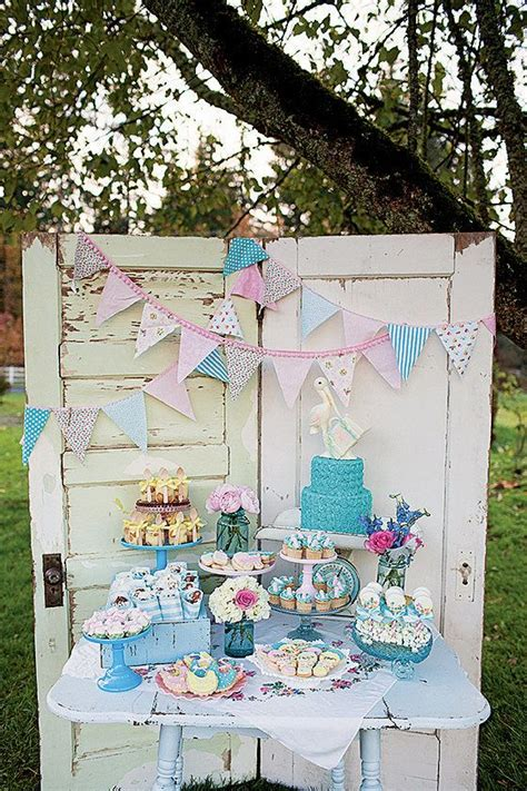 Vintage Baby Shower Theme by 17 Best Ideas About Vintage Baby Showers On