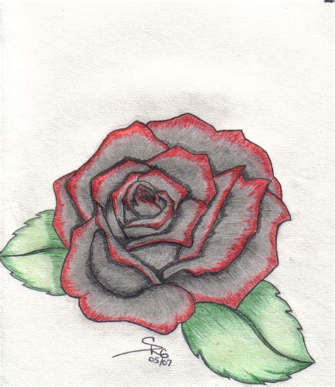 black and red rose tattoo designs the gallery for gt black and white flower sleeve tattoos