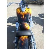 Bike  True Fire Airbrush Designs By Emotion Grafix