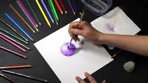 how to use colored pencils colored pencil how to use water soluble colored pencils