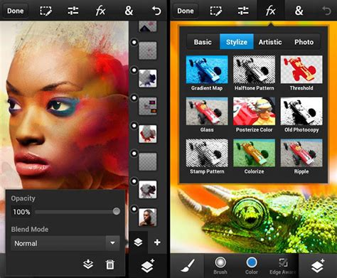 photoshop app for android 50 photography apps for iphone designer mag