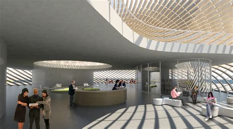 Contemporary Home Design Uk new modern library competition sang uk amp heeyun arch2o com