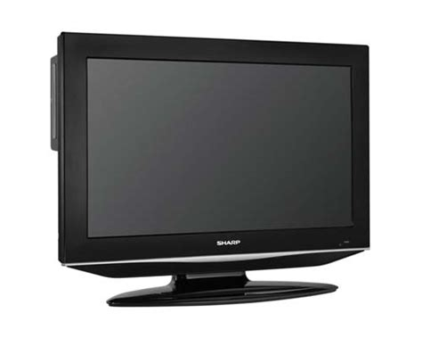 Tv Sharp Lcd 32 In sharp aquos lc32dv28ut 32 inch lcd tv dvd combo unit black electronics