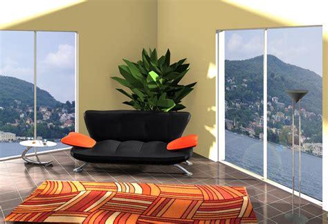 tappeti arancioni arredamenti tappeti moderni bollengo