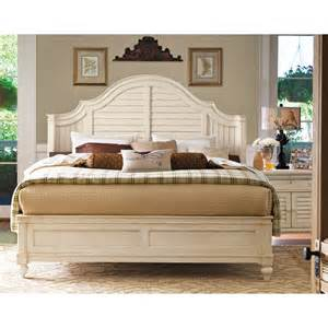 Paula Deen Steel Magnolia Bedroom Set Paula Deen Home Steel Magnolia Panel Bed Beds At Hayneedle