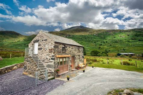 Remote Cottages Wales by Cottage With Mountain Views Near Beddgelert Cwm