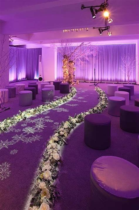 winter wedding aisle decorations winter wedding aisle decor ideas