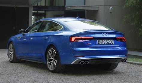 Audi S5 Test by Audi S5 Sportback Test Drive Autos Post