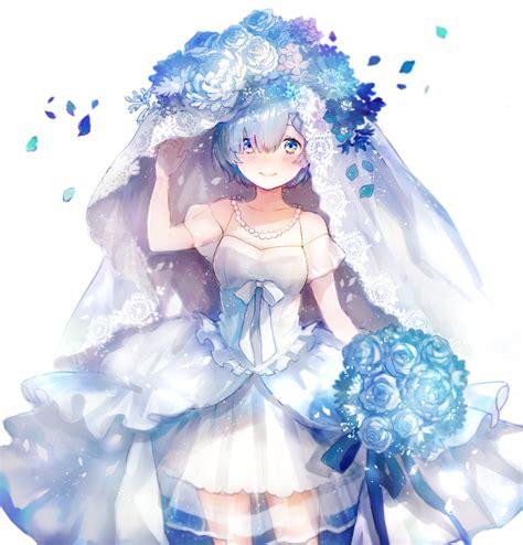 Wig Rem Blue Re Zero Kara Hajimeru Sekai Wig Cewek Oem rem re zero re zero kara hajimeru isekai seikatsu