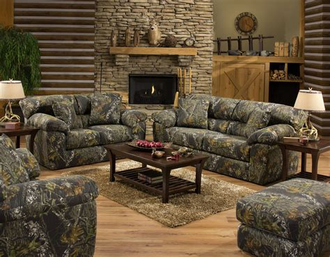 Camo Sectional Sofa by Jackson Furniture Big Mossy Oak Camo Sofa And