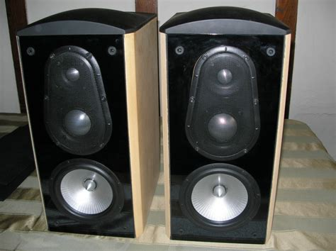 energy veritas 2 2 audiophile bookshelf speakers gloss black for sale canuck audio mart