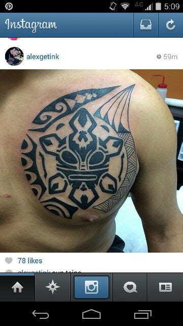 sol taino tattoo designs 126 best tribal tattoos images on maori