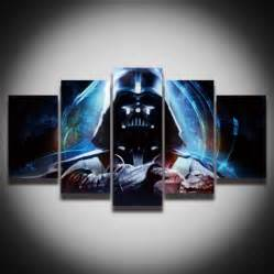 Wars Wall Decor by Aliexpress Buy Printed Picture Wars Darth