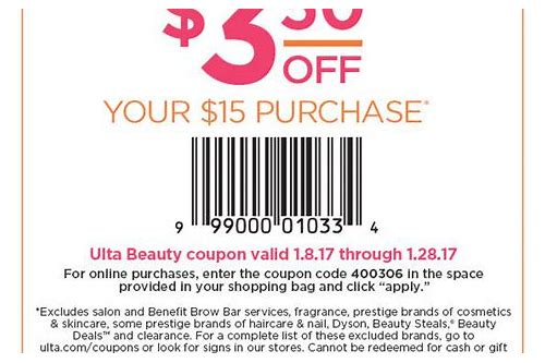 ulta in store coupon feb 2018