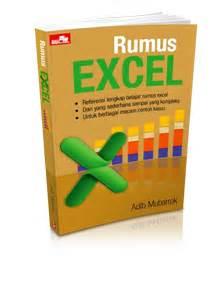 Buku Rumus Dan Data Dalam Analisis Statistik rumus microsoft excel lengkap