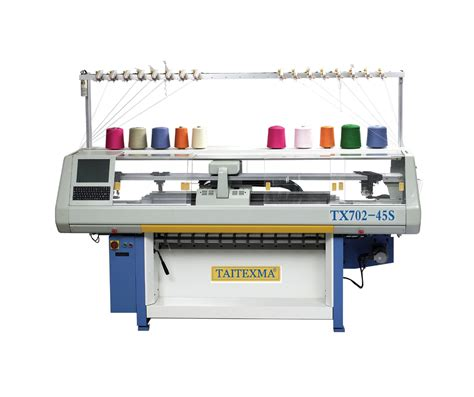 knitting machine taitexma enterprise corporation