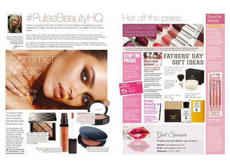 Cosmetic Value Of Some Pulses by Professional Makeup Artist Gail Spooner Milton Keynes